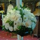 lumanare-nunta-alba-cu-lisianthus-si-trandafir