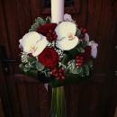 lumanare-nunta-phalaenopsis-trandafir-hypericum